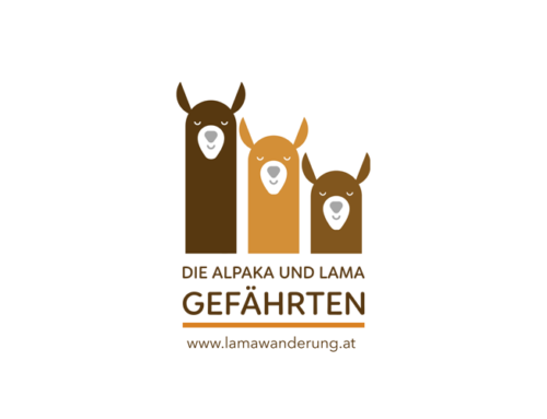 Neues Logo – Die Alpaka und Lama Gefährten